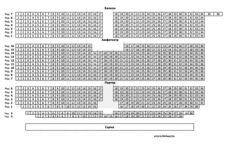 Филармония схема зала тюмень фото 139